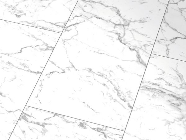 Glanzlaminat Jangal 2921 Glanz Carrara Marmor (810x400) Stone Line 8mm Fliese